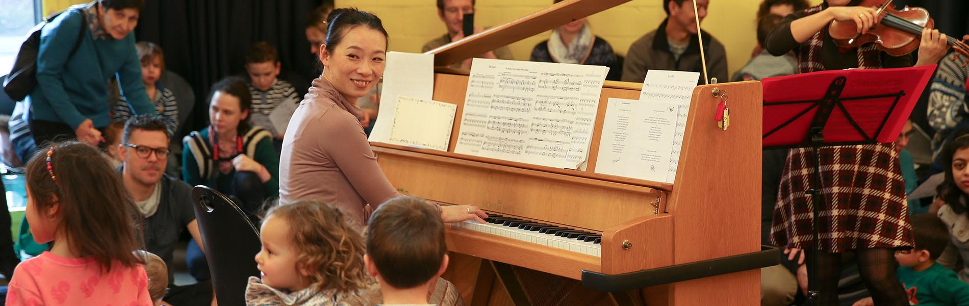 Babykonzert Deutsche Oper