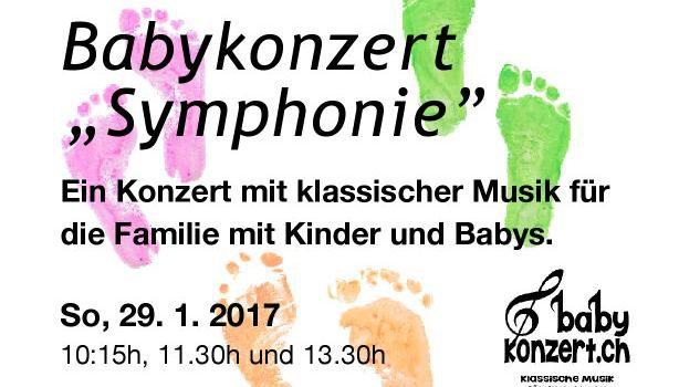"""Babykonzert """"Symphonie"""""""